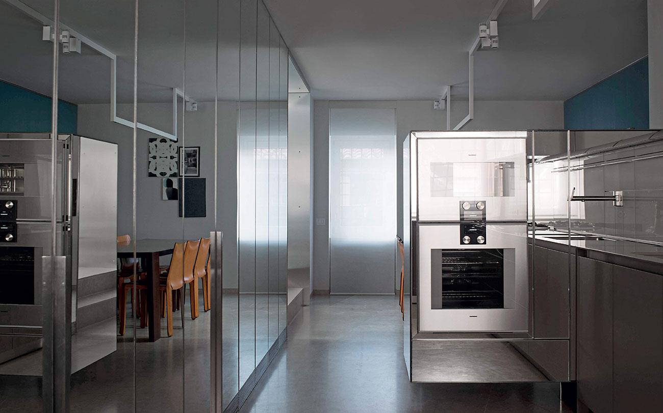 Bulthaup protagonista nelle case pi belle del mondo - Le cucine piu belle del mondo ...