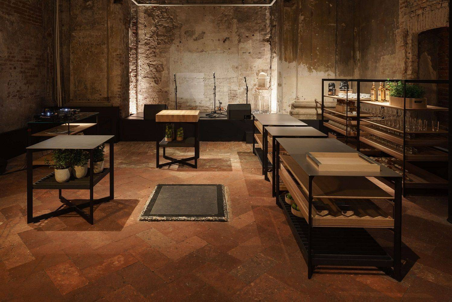 nuovo bulthaup b e i solitari. Black Bedroom Furniture Sets. Home Design Ideas